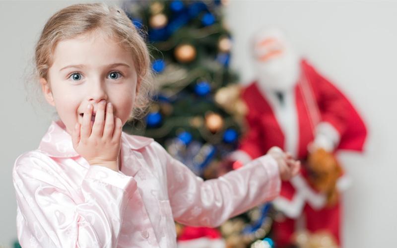 Деда Мороза – не существует!