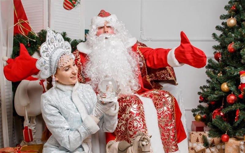 Почему Новый Год не обходится без Деда Мороза?