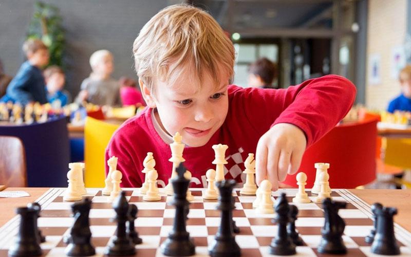 Шахматная игра по методологии Береславского