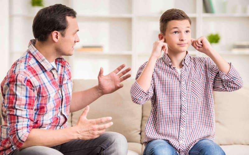 Подростки грубят - Потребность в самоутверждении.