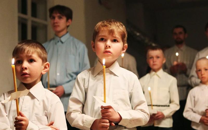 Иерархия ценностей при христианском воспитании