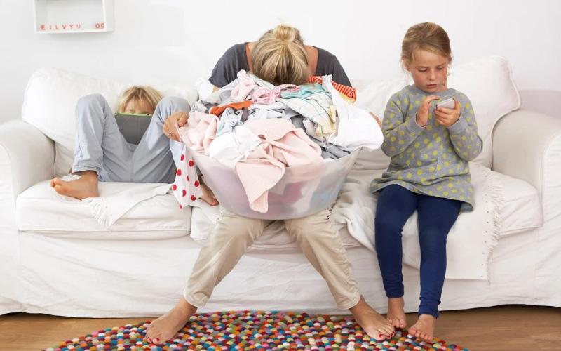 Почему родители кричат