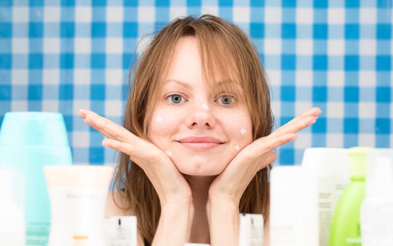 проблемы с кожей лица у подростка