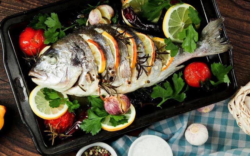 Рыба во время беременности