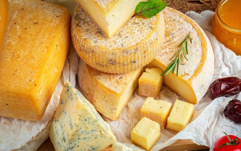 Сыр при беременности