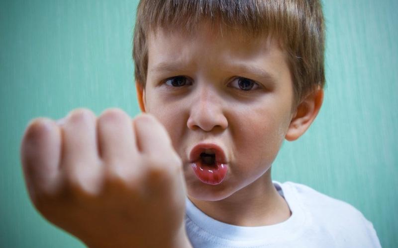 Особенности детей, склонных к агрессии.