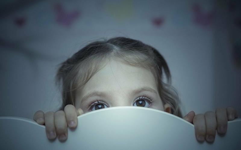 Детские страхи и фобии
