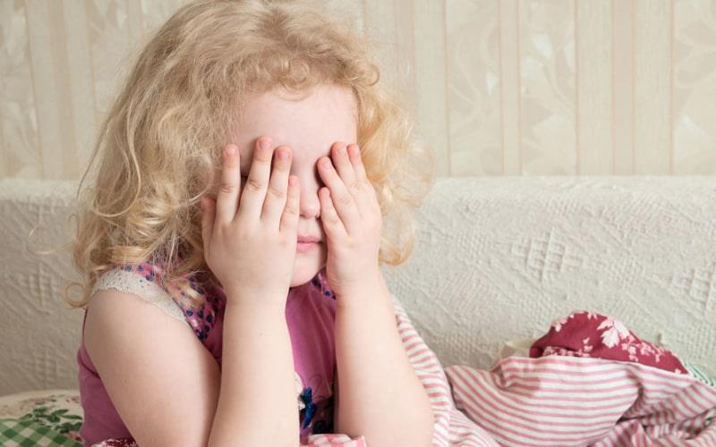 Что делать если у ребенка много фобий?
