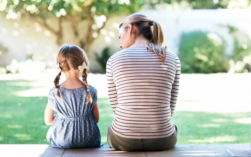 Как вести себя, если ребенок спрашивает «откуда берутся дети»