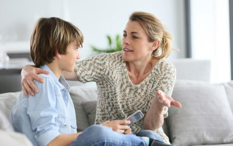 Как объяснить ребенку школьнику?