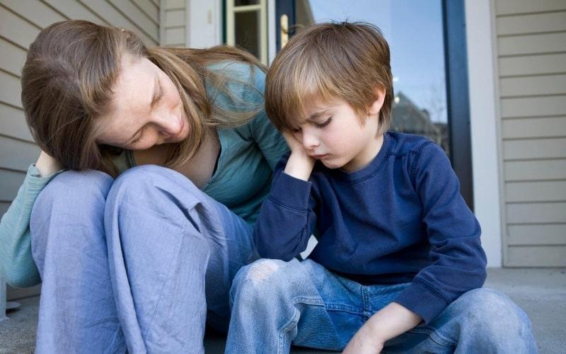 Ребёнок не должен верить в то, что душа человека может вернуться.
