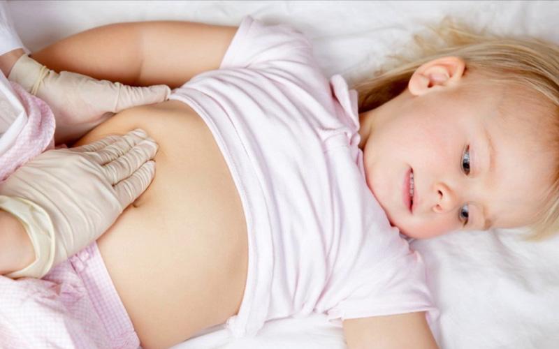 Боль в животе у ребенка - причины