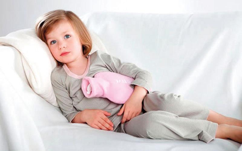 Боль в животе у ребенка - симптомы