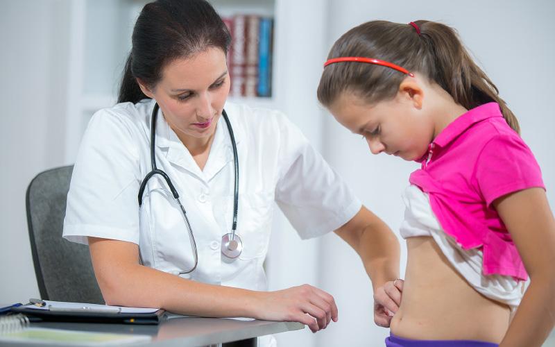 Боль в животе у ребенка - когда обратиться к врачу с ребенком?