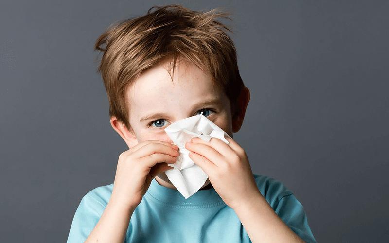 Кровь из носа у ребенка - причины