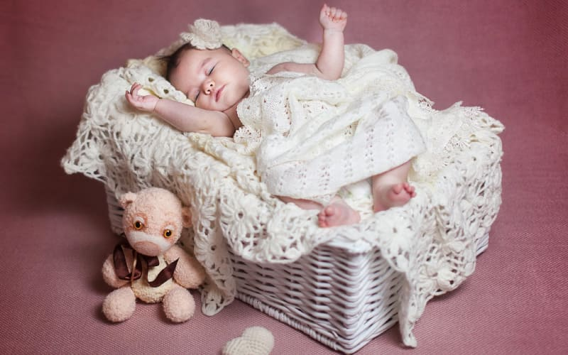 в чем спать ребенку?