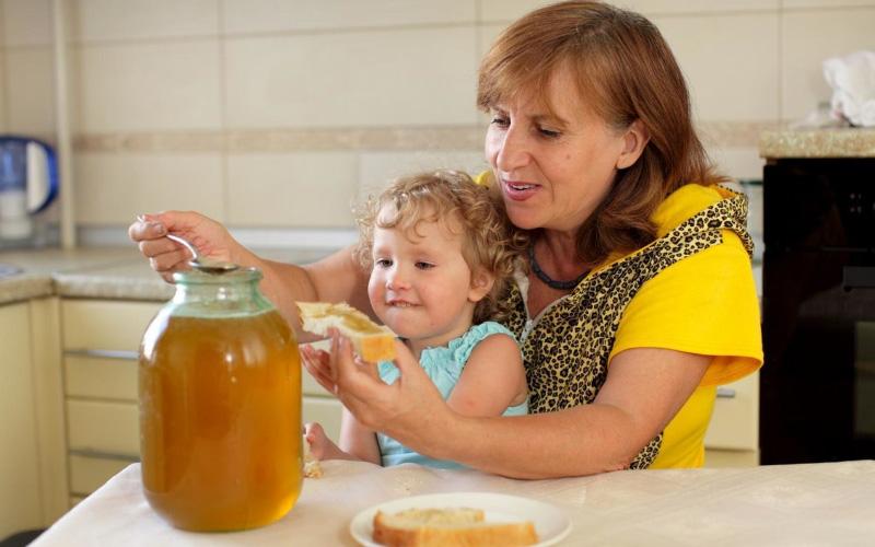 Что я могу дать ребенку вместо меда? Мед для детей