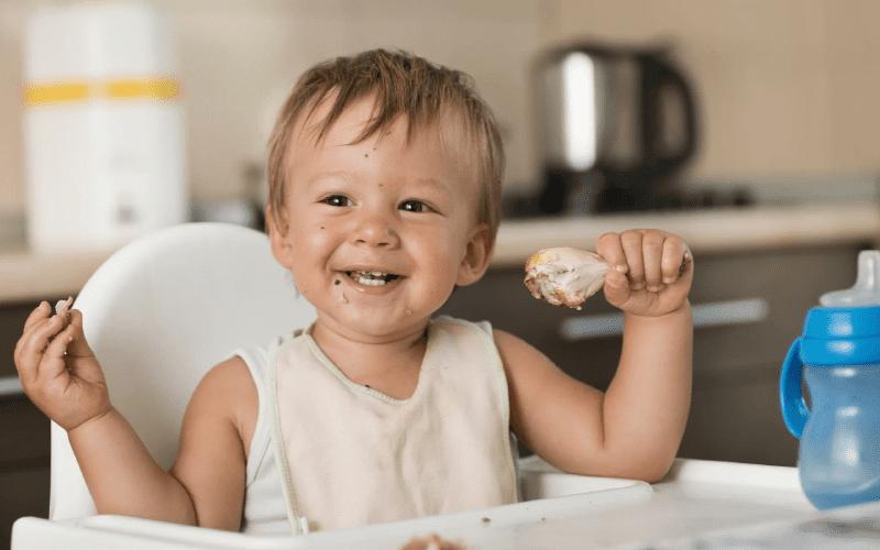 Какие виды мяса выбрать в рацион новорожденного?