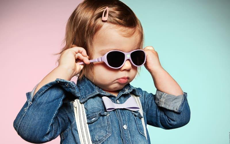 Детские солнцезащитные очки: рекомендуемые марки