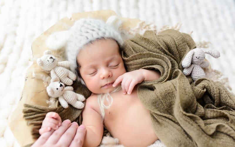 Причины икоты у новорожденного