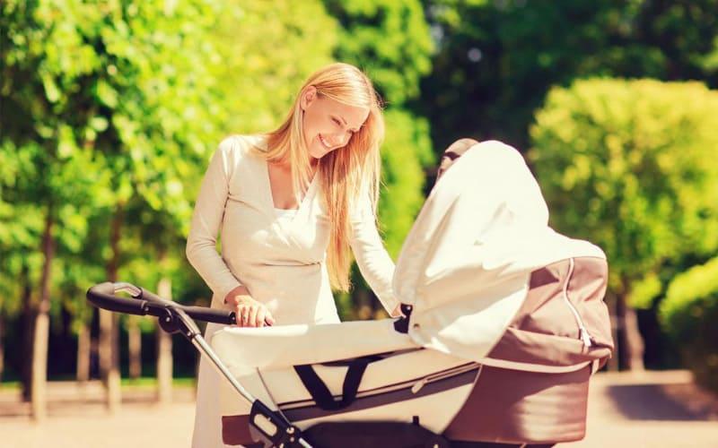 Защита малыша от перегрева