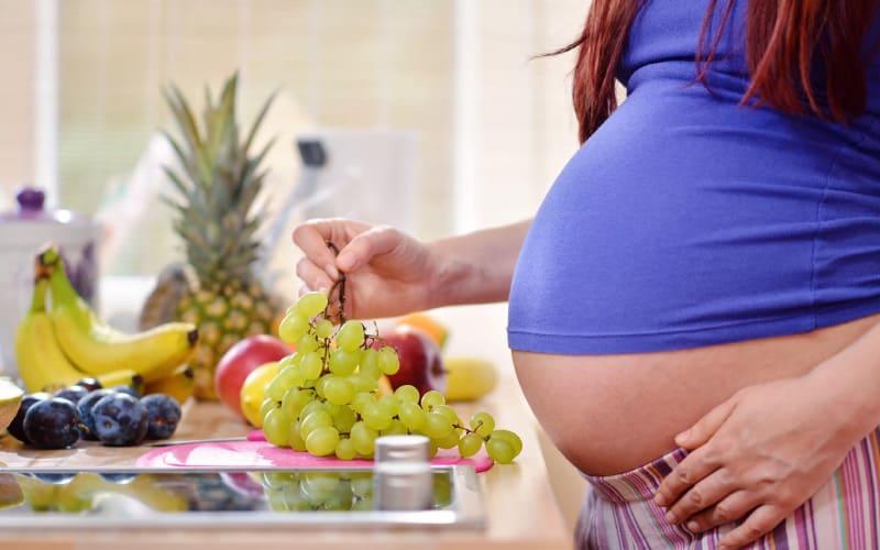 10 правил правильного меню при беременности