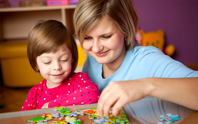пазлы для игры с ребенком дома