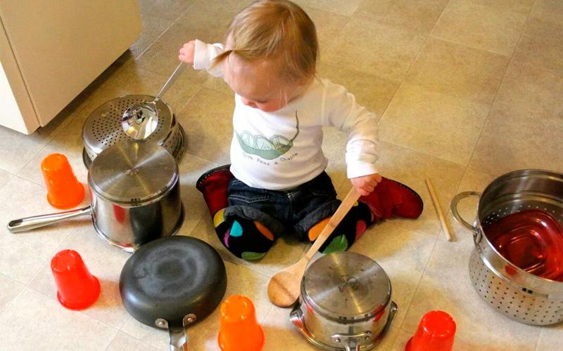 На кухне можно не только печь, но и устроить вечеринку!