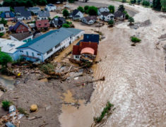 Наводнения в Германии, Франции, Бельгии и Нидерландах