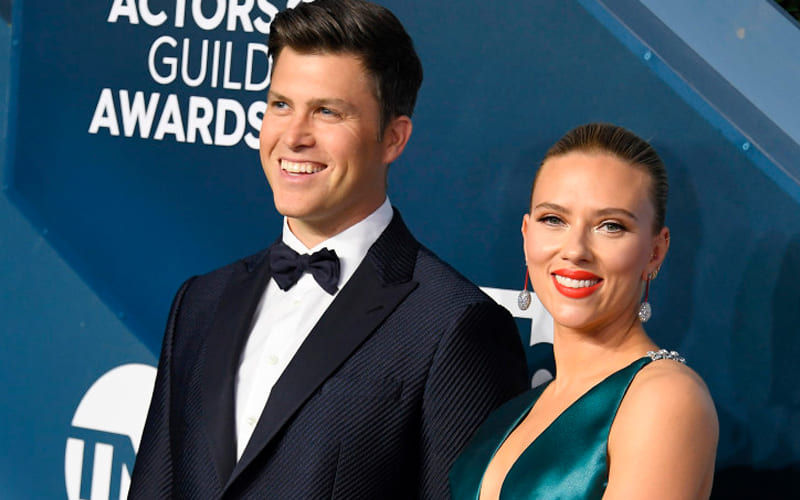 Скарлетт Йоханссон беременна! Кого ждет самая красивая девушка Голливуда?