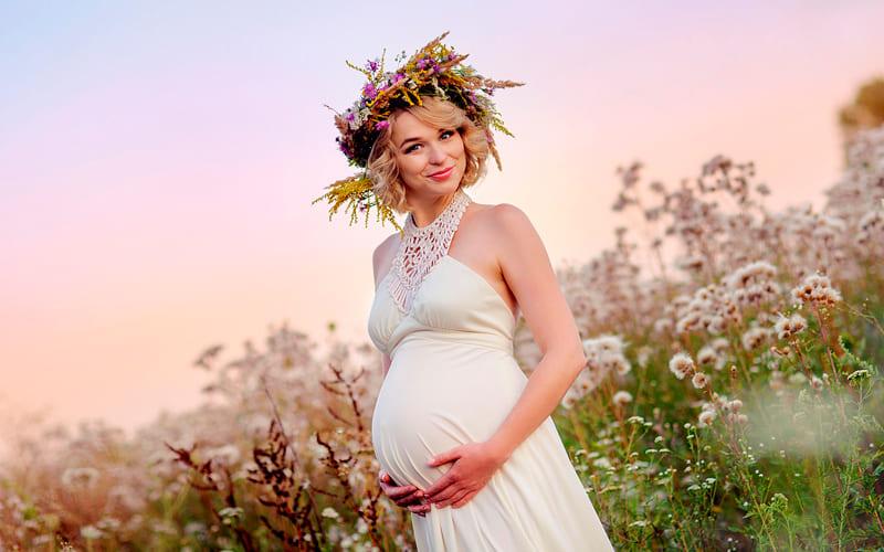 Диета в жаркие дни при беременности